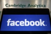USA: Washington DC. poursuit Facebook pour le scandale de Cambridge Analytica