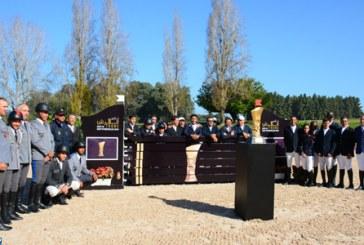 Coupe du Trône de saut d'obstacles: L'équipe de la Garde royale remporte la 6è édition