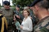 La ministre française des Armées fêtera le Nouvel An avec les militaires engagés contre l'EI