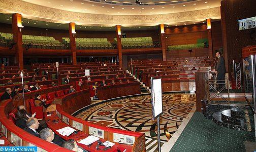Forum parlementaire des régions
