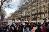 France: Nouvelle mobilisation des lycéens contre les réformes du gouvernement dans l'éducation