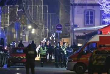 Fusillade de Strasbourg : la France élève le niveau du plan Vigipirate à «urgence attentat»