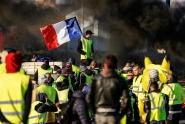 La France se prépare à une cinquième mobilisation des Gilets jaunes