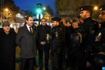 Gilets jaunes : 125.000 manifestants en France, 1.385 interpellations et des dizaines de blessés