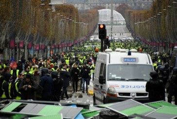 "France : 18ème samedi de mobilisation des ""gilets jaunes"""