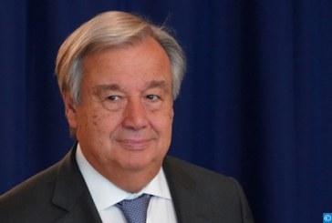 Guterres se rend au Maroc pour participer à la Conférence intergouvernementale de Marrakech sur la migration
