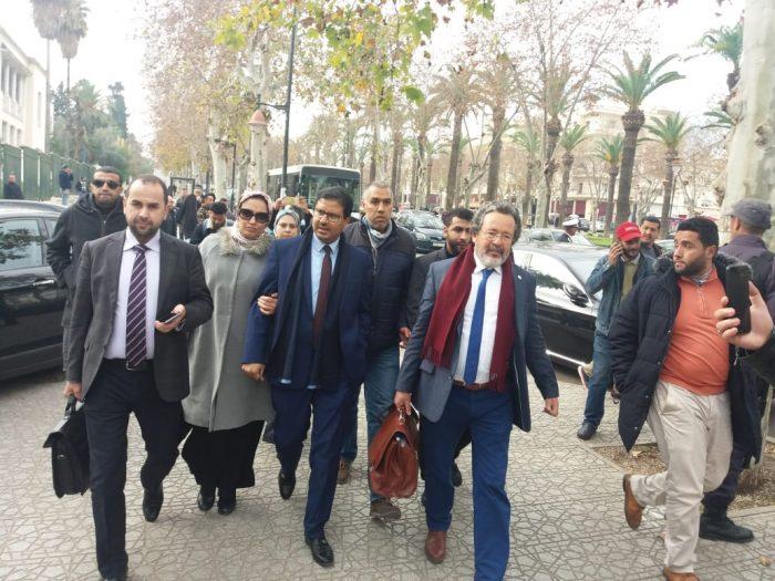 Affaire Hamieddine : le procès est reporté