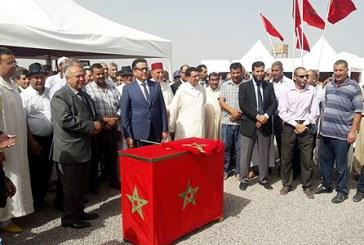 INDH à Fquih Ben Saleh : réalisation de sept projets en faveur des communes rurales