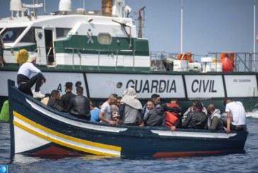 Immigration irrégulière: L'Espagne souligne l'importance de la coopération avec le Maroc