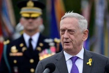 USA: Jim Mattis démissionne du poste de ministre de la Défense