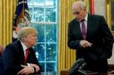 John Kelly, secrétaire général de la Maison Blanche, va quitter son poste avant la fin de l'année