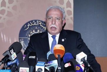 La Palestine va présenter une demande pour devenir Etat membre de l'ONU