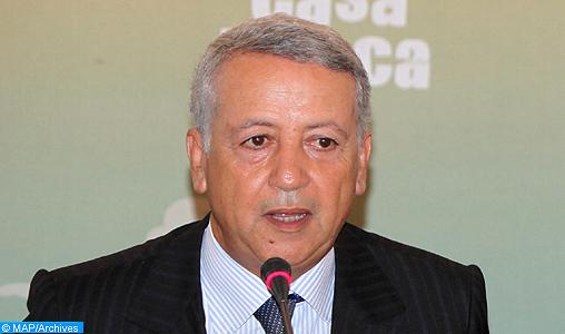 Sajid souligne le rôle de l'artisanat dans la cohésion sociale et le développement territorial
