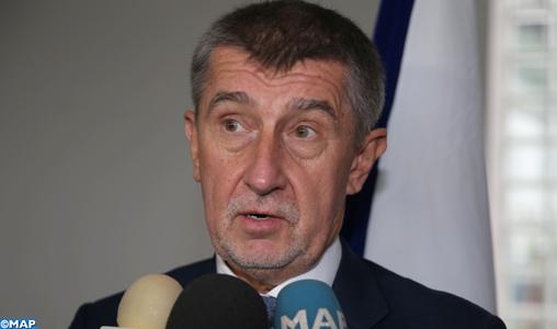 Le Premier ministre tchèque