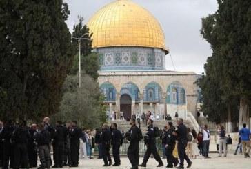 Un ministre israélien et des colons extrémistes font irruption dans la Mosquée Al-Aqsa