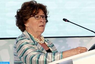 Louise Arbour salue l'action du Maroc dans le Pacte de Marrakech sur la Migration