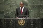 ONU: Mankeur Ndiaye secrétaire général adjoint