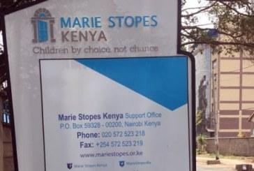 Le Kenya lève l'interdiction de l'avortement à l'organisation caritative mondiale Marie Stopes