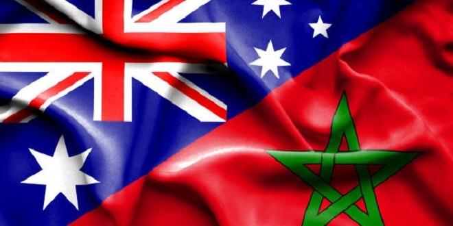 Maroc-Australie