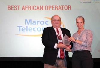 """Maroc Telecom remporte le prix """"Meilleur opérateur africain"""" pour la 2e année consécutive"""