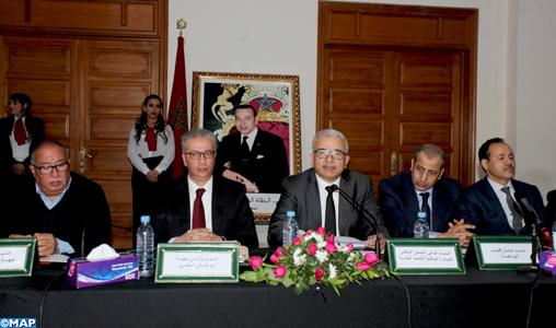La 3e phase de l'INDH adopte une approche novatrice basée sur le renforcement de la gouvernance
