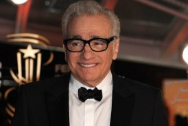 Le réalisateur américain Martin Scorsese, parrain officiel de la Cinémathèque marocaine