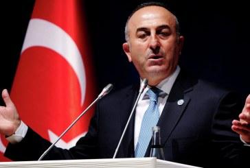 Rester en Syrie pour protéger une milice Kurde n'est pas bénéfique pour la France, selon Ankara