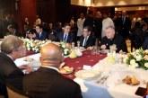 SM le Roi offre un déjeuner en l'honneur des participants à la Conférence sur la migration
