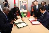 Le Maroc et l'UA signent l'accord de siège de l'Observation africain des migrations