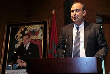 Installation de Mohamed El Ferrane, nouveau directeur de la Bibliothèque nationale du Royaume du Maroc
