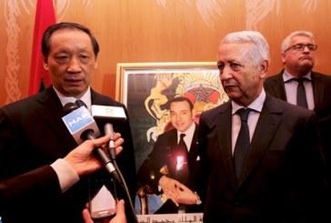Le Maroc et la Chine souhaitent renforcer leur coopération touristique