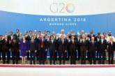 Argentine: le Groupe des 20 souligne la nécessité de réformer l'OMC