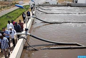 L'ONEE ambitionne de franchir le cap de 160 stations d'épuration des eaux usées à l'horizon 2023