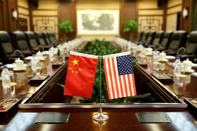 Pékin vise la levée de toutes les barrières douanières avec les USA