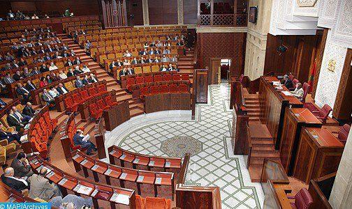 Séances de la Chambre des conseillers lundi et mercredi pour l'examen et le vote du PLF2019
