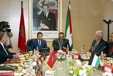 Les ministères publics du Maroc et de la Palestine renforcent leur coopération