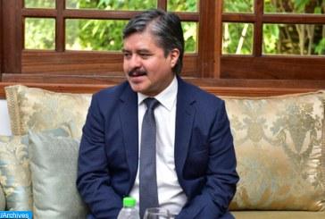Le parlement andin réitère son soutien à l'approche du Maroc sur la question du Sahara