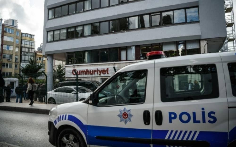 109 émigrés clandestins arrêtés en Turquie
