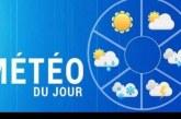 Prévisions météorologiques pour la journée du mercredi 12 décembre 2018