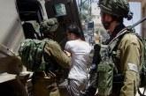 Près de 6.500 Palestiniens interpellés par les forces de l'occupation en 2018