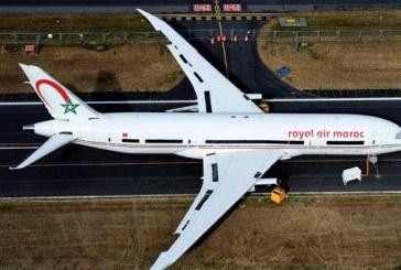 Le Boeing 787-9 Dreamliner, un avion à la pointe de la technologie qui renforce la présence de la RAM à l'international