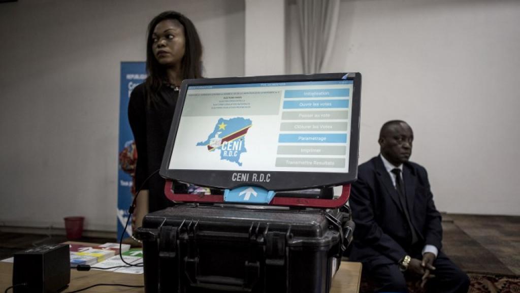 L'opposition congolaise crie au scandale à propos des machines de votes activées par le web
