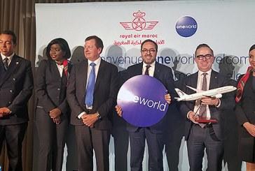 "Royal Air Maroc rejoint l'alliance mondiale ""Oneworld"""