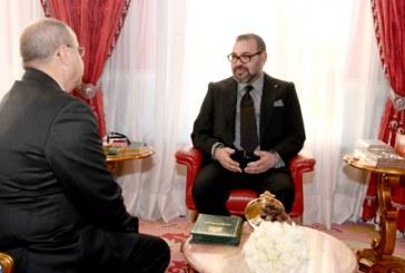 SM le Roi a nommé Ahmed Chaouki Benayoub délégué interministériel aux droits de l'Homme
