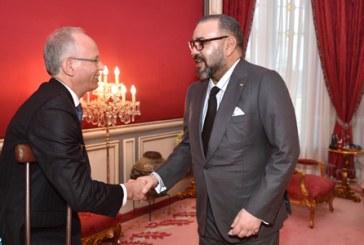 SM le Roi nomme Mohamed Bachir Rachdi président de l'Instance nationale de la probité, de la prévention et de la lutte contre la Corruption
