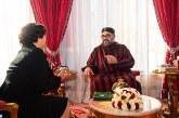 SM le roi reçoit les nouveaux membres du Conseil supérieur de la communication audiovisuelle