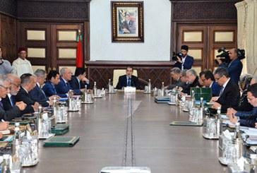 El Otmani invite les ministres à faire montre de plus d'interaction avec le Parlement