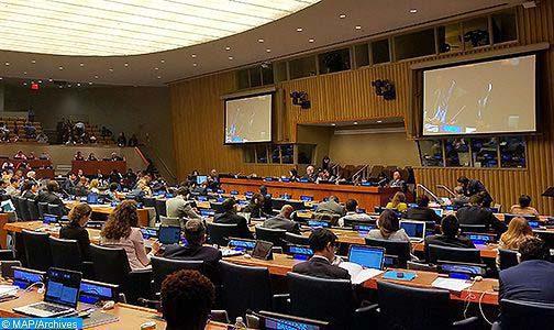 L'ONU réaffirme son soutien au processus politique visant le règlement de la question du Sahara marocain