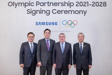 LE CIO et Samsung prolongent leur partenariat jusqu'en 2028