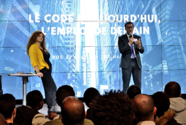 Création de la grande école du numérique à Sevran en faveur des quartiers prioritaires